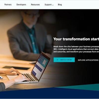 搭建既专业又好看的企业官网如何设计首页大图